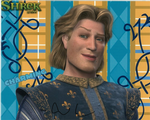 Rupert Everett, Prince Charming - Shrek,   genuine signed autograph,  10449